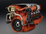 Судовые двигатели Scania